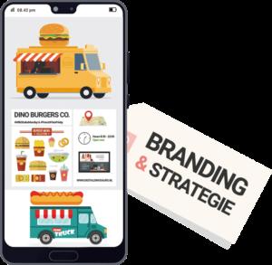 Branding & strategie - Digital Dinosaurs