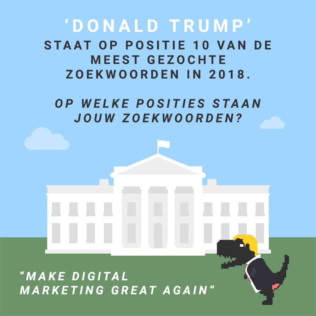 Donald Trump marketing