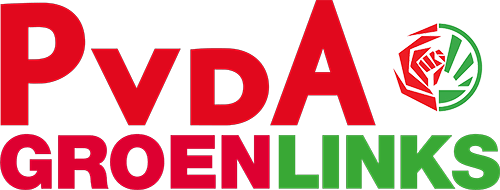 pvda groenlinks logo re-design website - Digital Dinosaurs